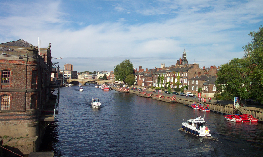 River Ouse Boats