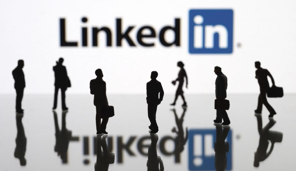 LinkedIn Members Visit the Site Every Day