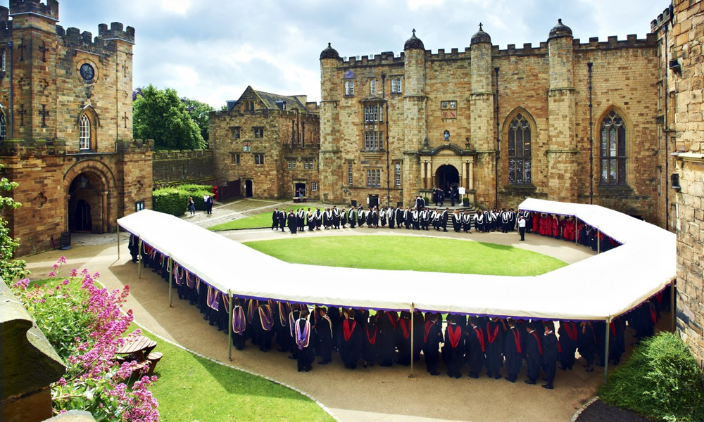 Durham University PHD