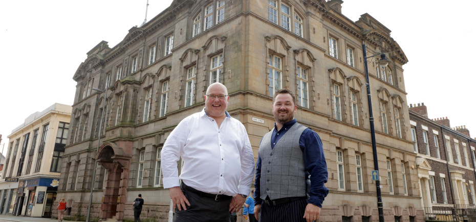 Business Hub in Sunderland to Create up to 200 Jobs