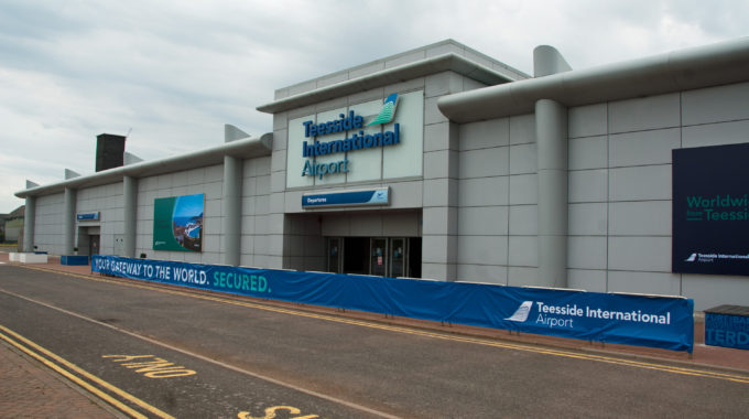 Teesside Airport Website Goes Live