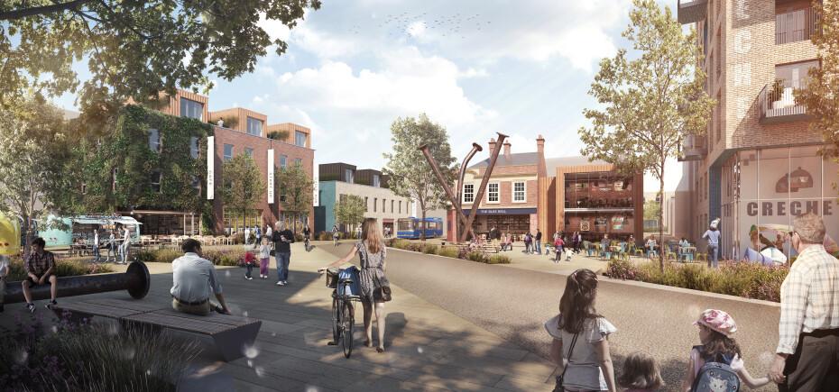Gateshead High Street Transformation Unveiled