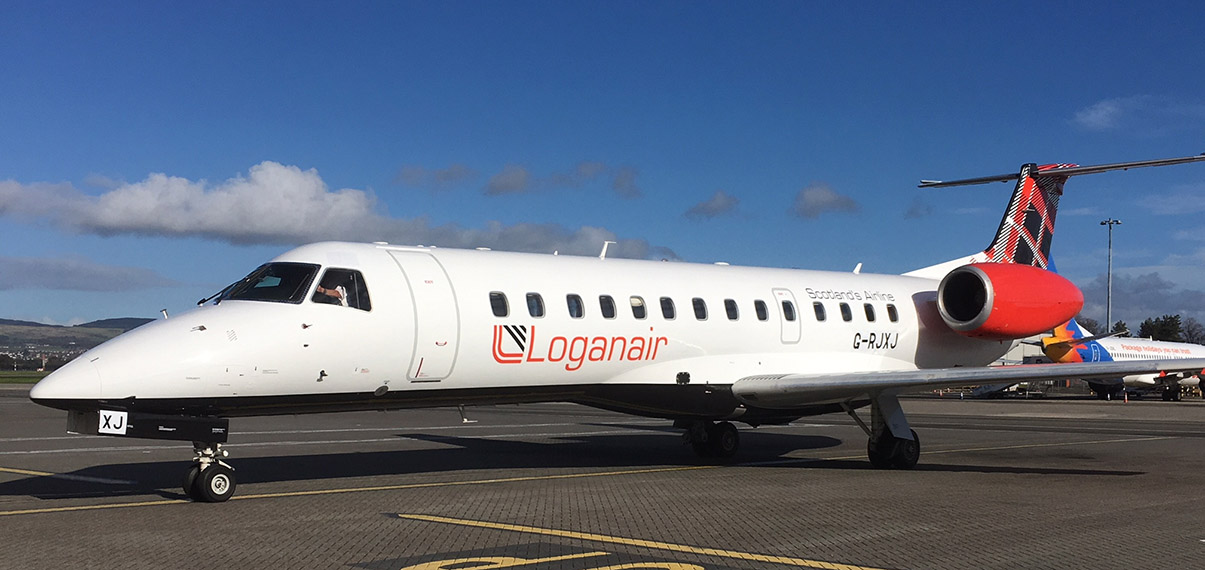 Loganair Set to Boost Growing Economic Links' with Newcastle Airport