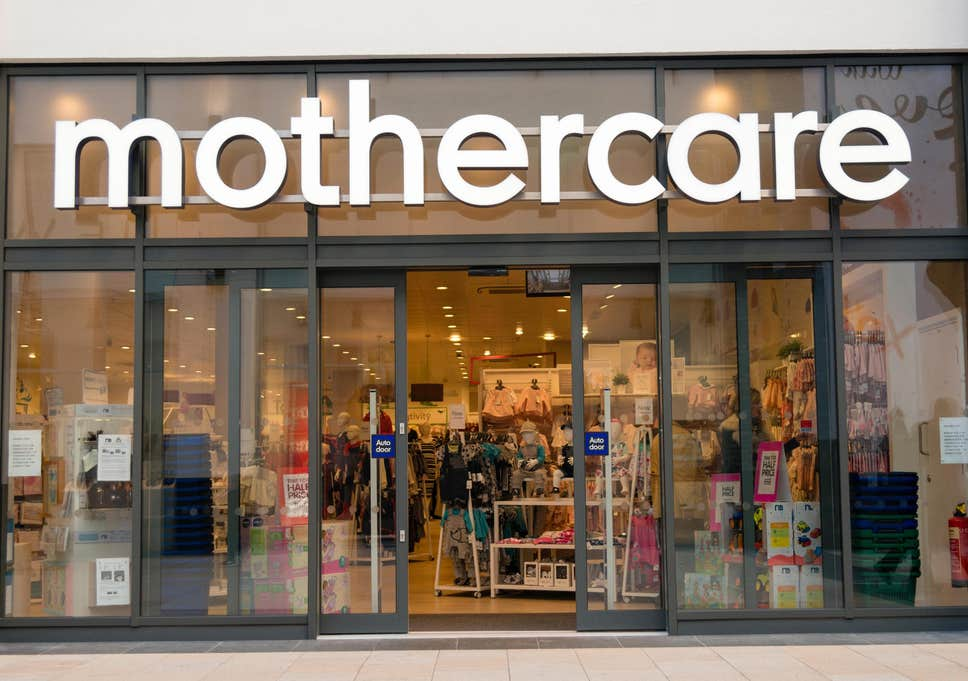 Mothercare to Protect its UK Pensions