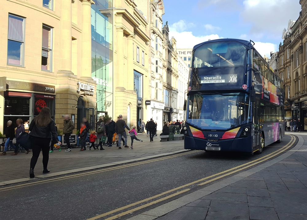 Save Newcastle City Centre Street from Pedestrianisation