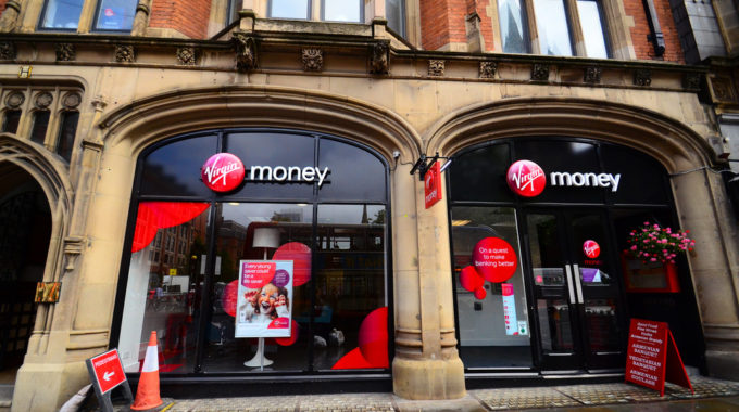 Virgin Money Personal Account Performance in Difficult Market