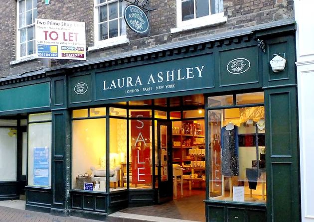 Laura Ashley Appeals for New Funding
