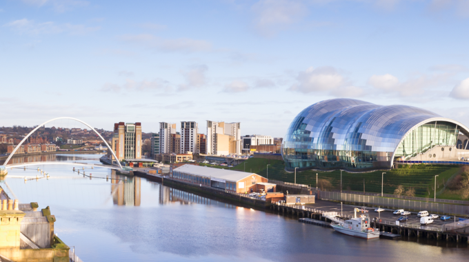 North East Lags Behind rest of UK