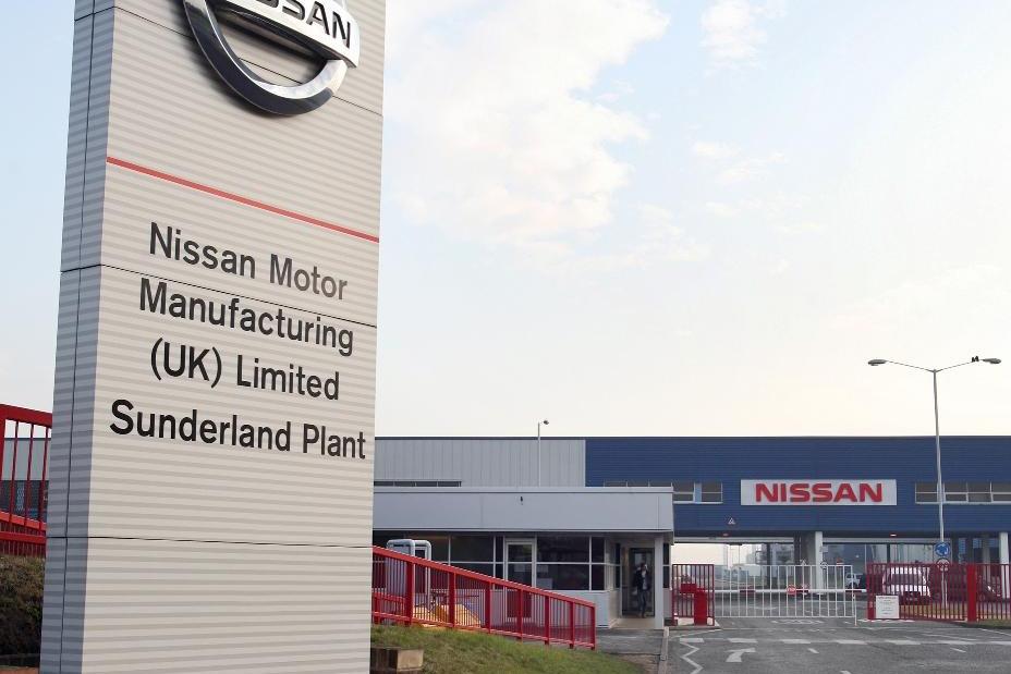 Nissan Suspends Car Production at Sunderland