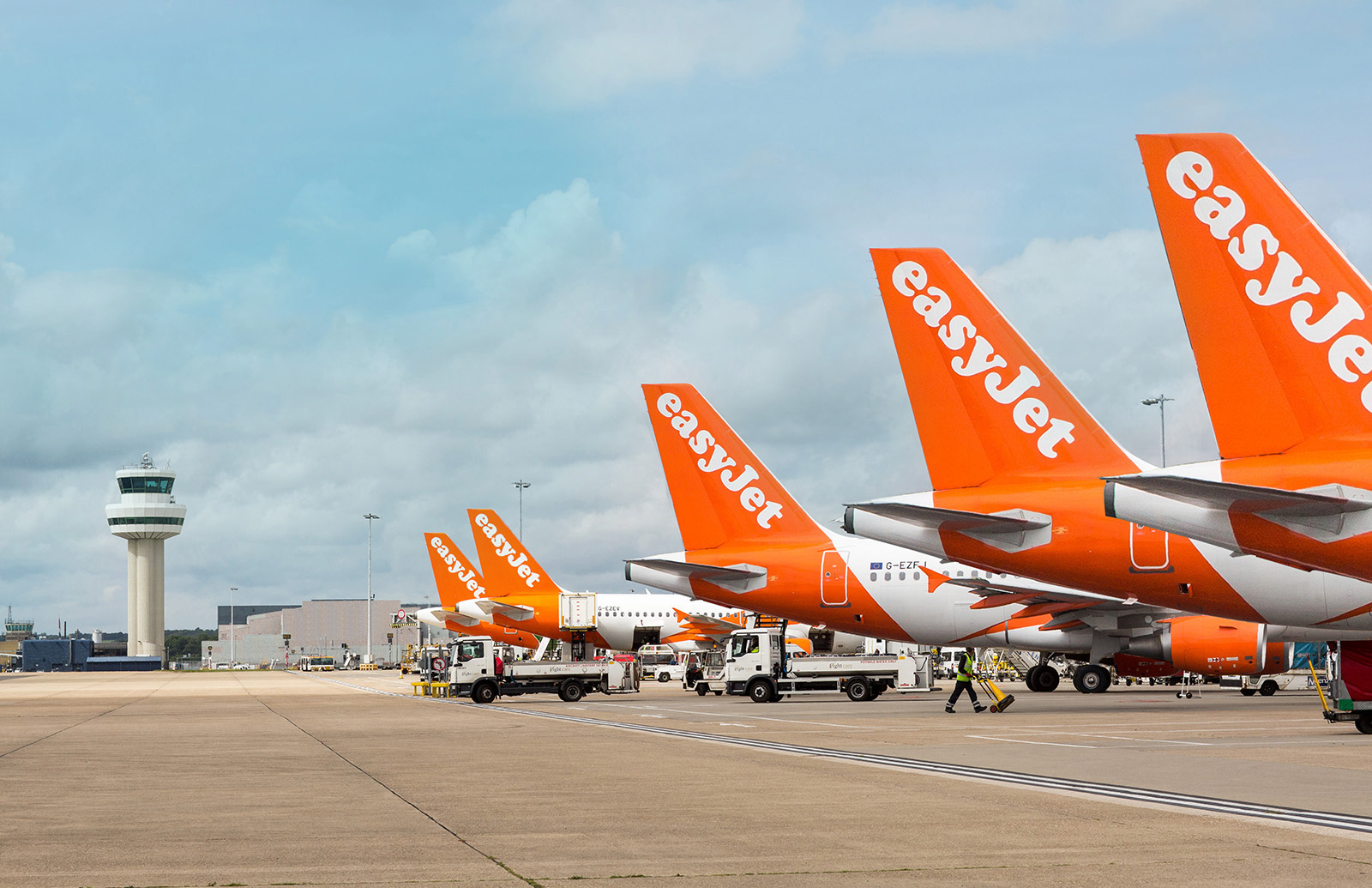 EasyJet to Leave Middle Seats Empty