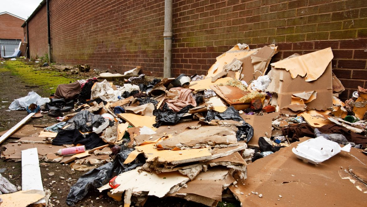 Fly Tipping Rise Prompts Plea to Reopen Tips