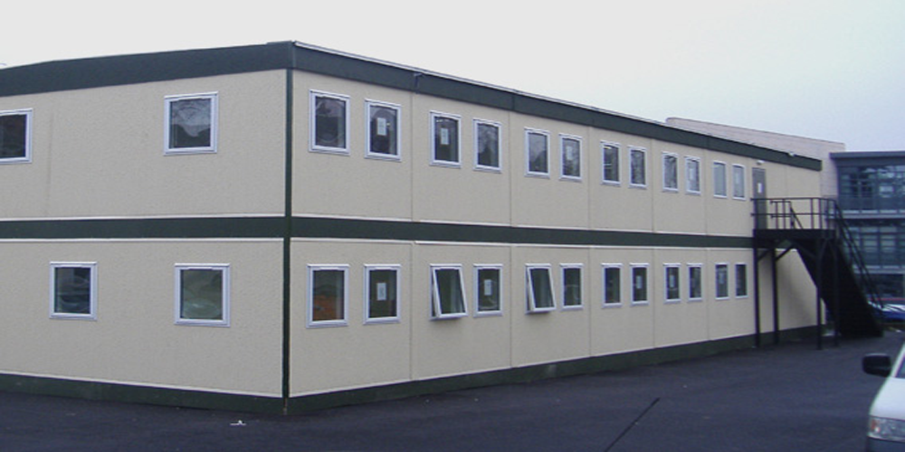 High Quality Portable & Temporary Classrooms
