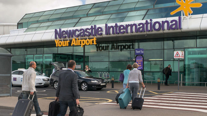 Newcastle International Airport to Open