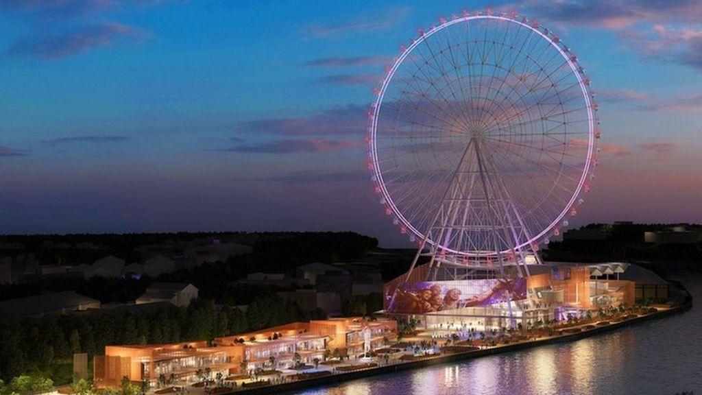 Whey Aye Wheel Construction Delayed