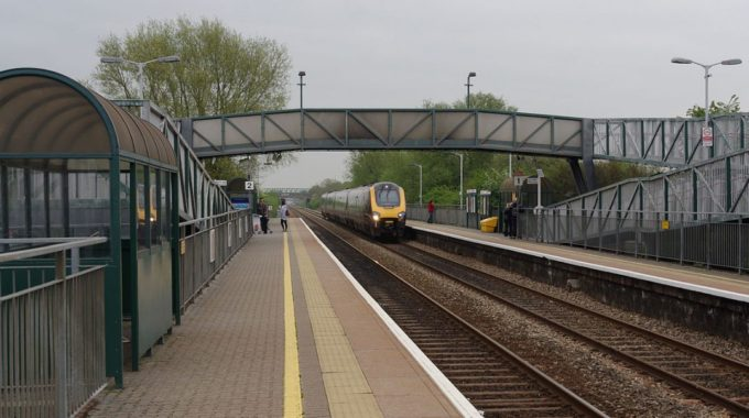 Horden Train Station Opens for first time in 50 Years
