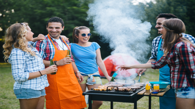 Furniture and BBQ Sales Sore Across Region