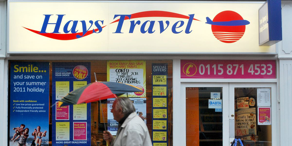 Hays Travel to Axe 878 jobs Due to Covid-19 Pandemic