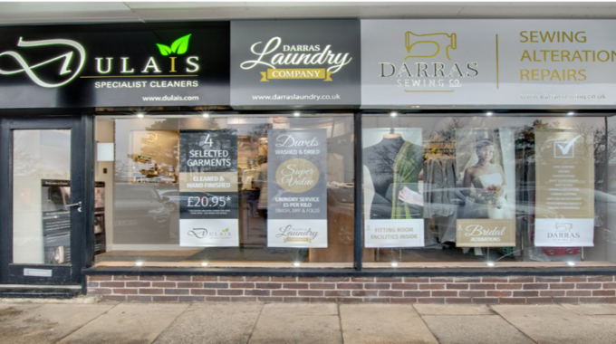 Dulais Dry Cleaning Service