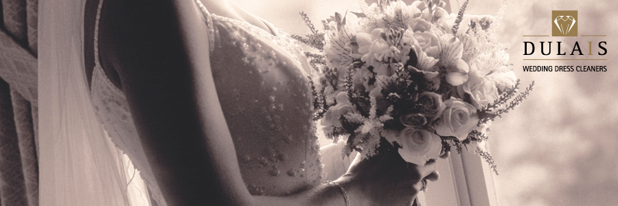 Specialist Wedding Dress Cleaning Service