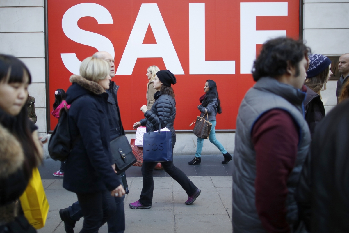 Worst year for High Street job losses in 25 years