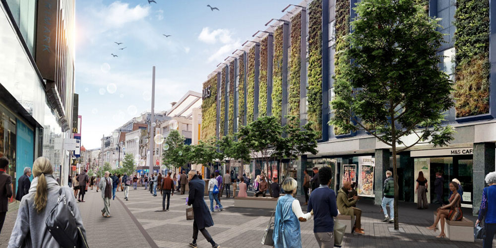 """Plans to """"Re-energise"""" Newcastle City Centre"""