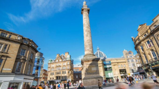 Newcastle Named as One of the Best Second Cities