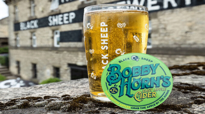 Black Sheep Brewery Launches Cider