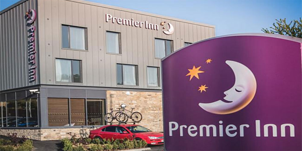 New Premier Inn in Alnwick