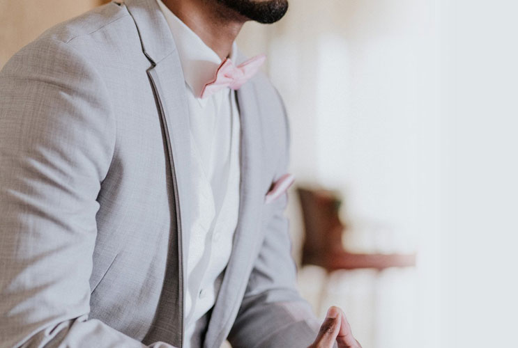 Be the Best Dressed Man in the Room with Suit Culture