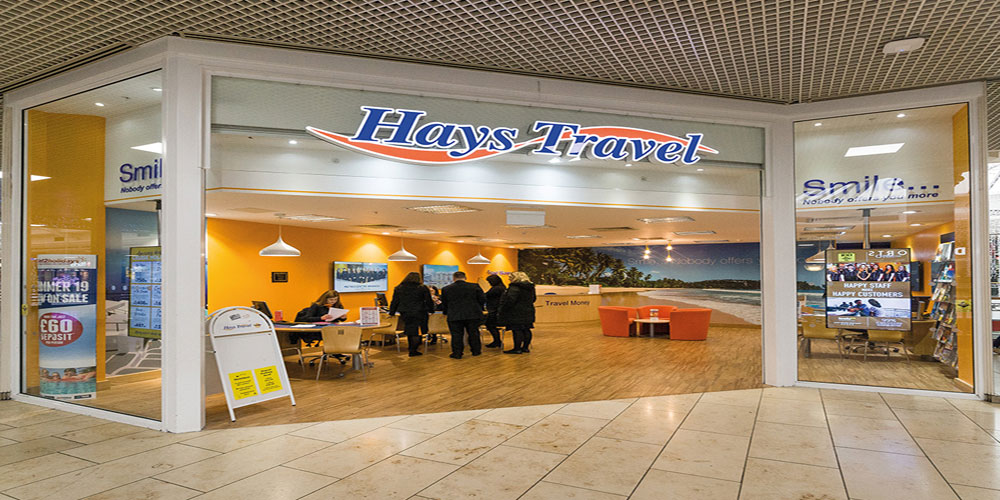 Hays Travel Appealing for New Franchise Owners