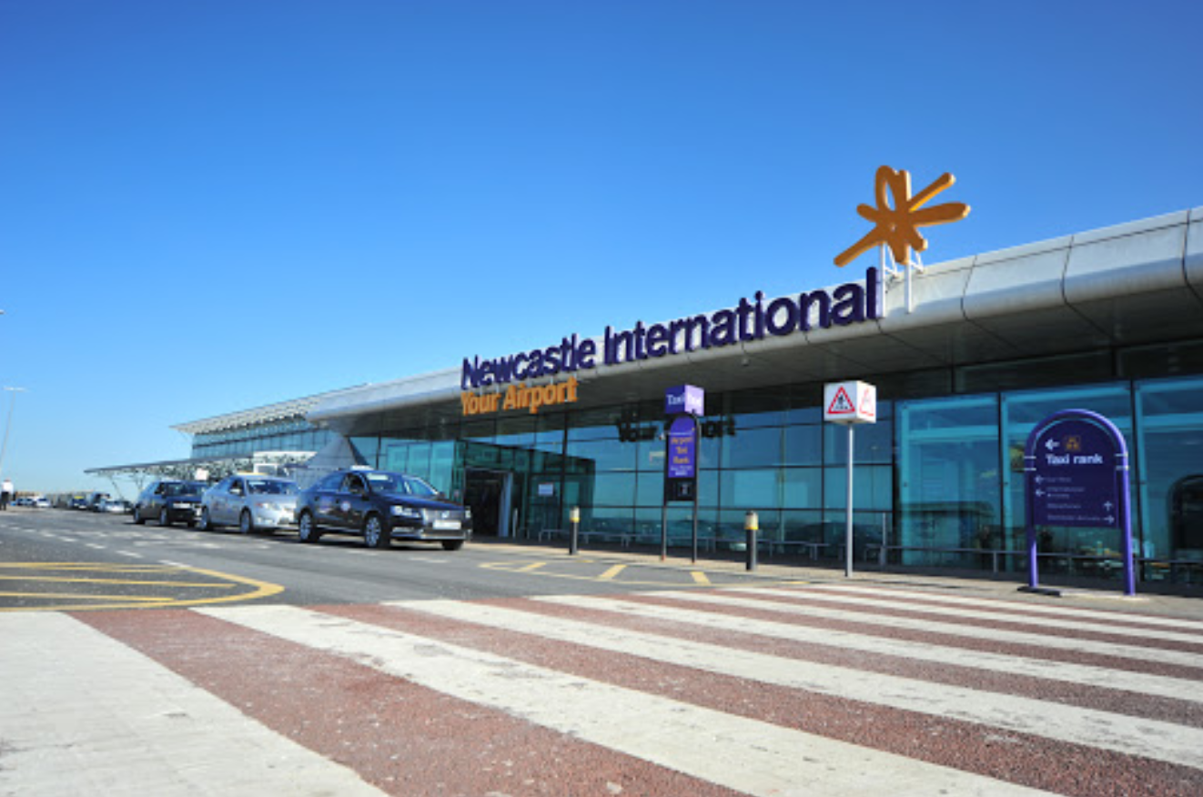 Ryanair Adds New Routes at Newcastle Airport